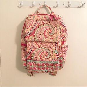 "Vera Bradley backpack ""Capri Melon""  retired 2007"